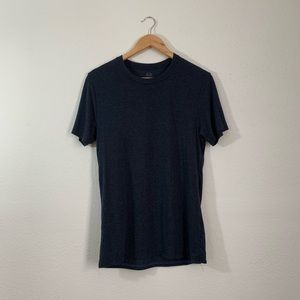 Tops - The Softest Charcoal Gray Tee